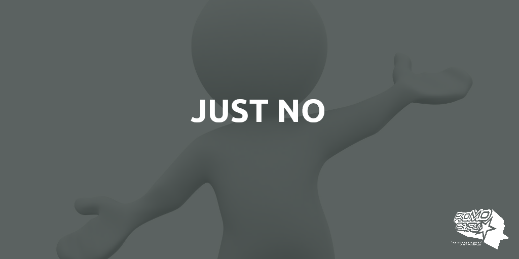 Just No to white clipart men for nice free images article