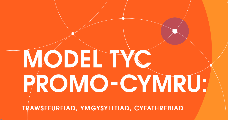 Model TYC ar gyfer erthygl fideo byw