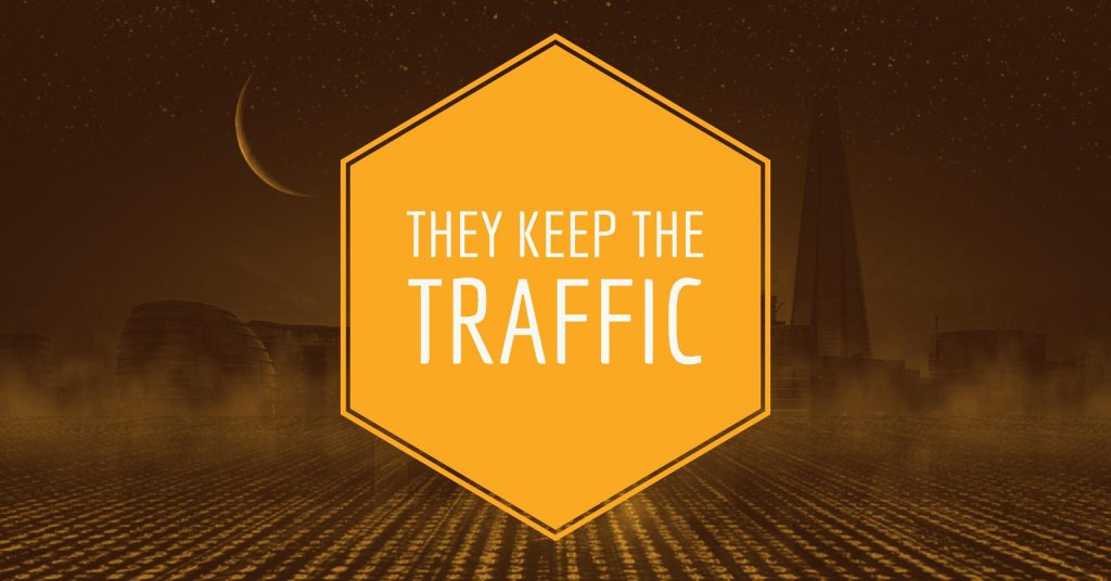They keep the traffic - instant articles and AMP third sector article