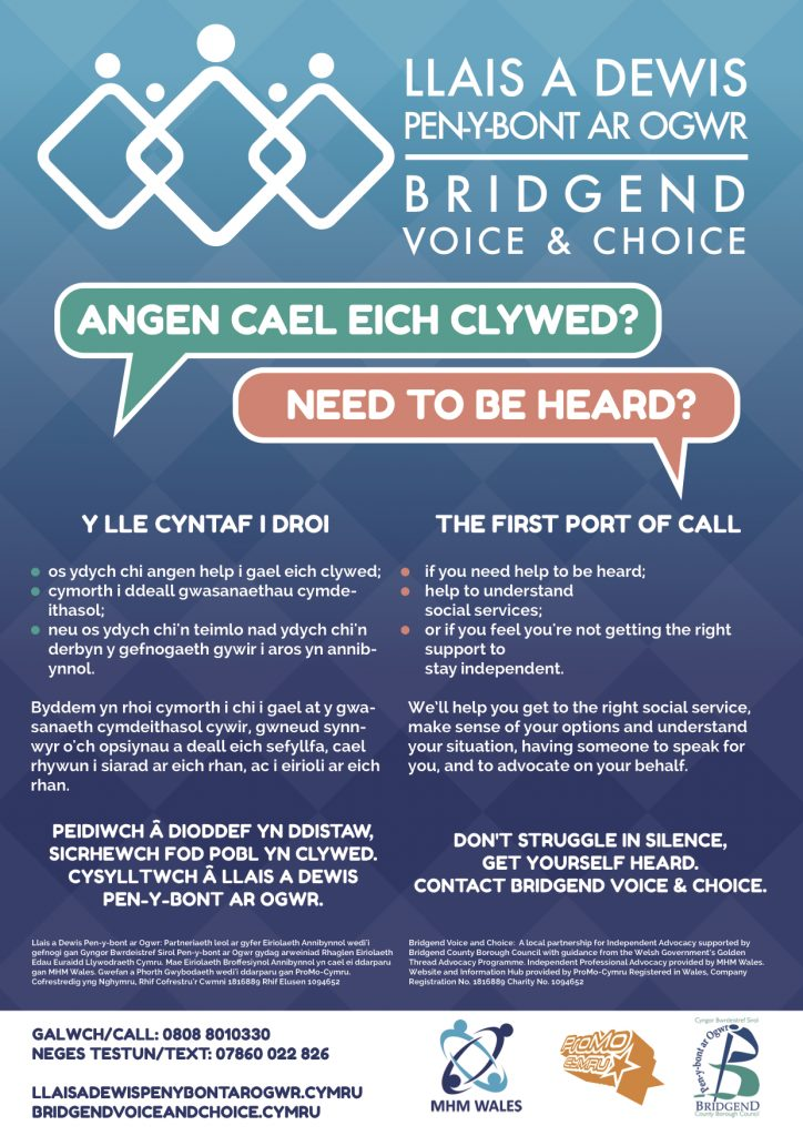 Bridgend Voice & Choice