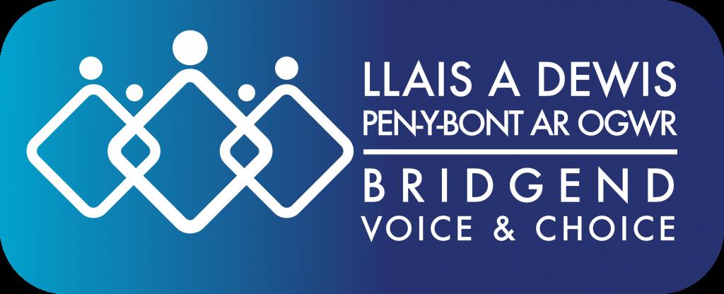 Bridgend Voice & Choice Banner