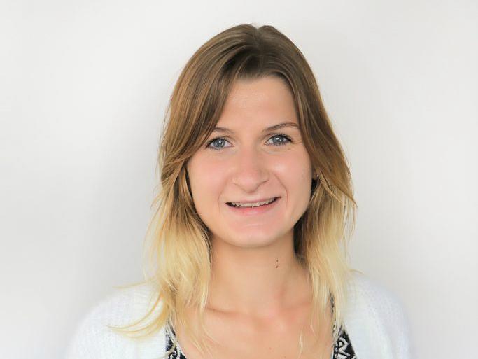 Manon - new EVS volunteer at ProMo-Cymru