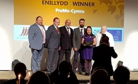 Tech for Good Award winners