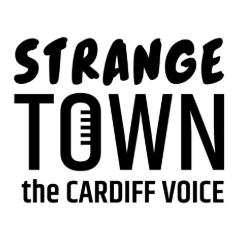 Strangetown Podcast logo