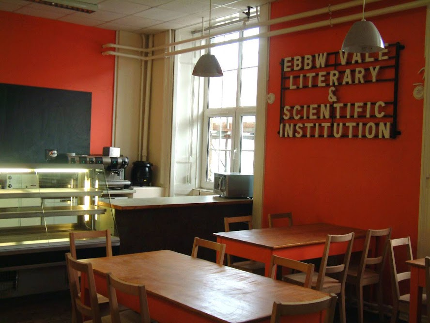 EVi caffe for Energy Efficiency article