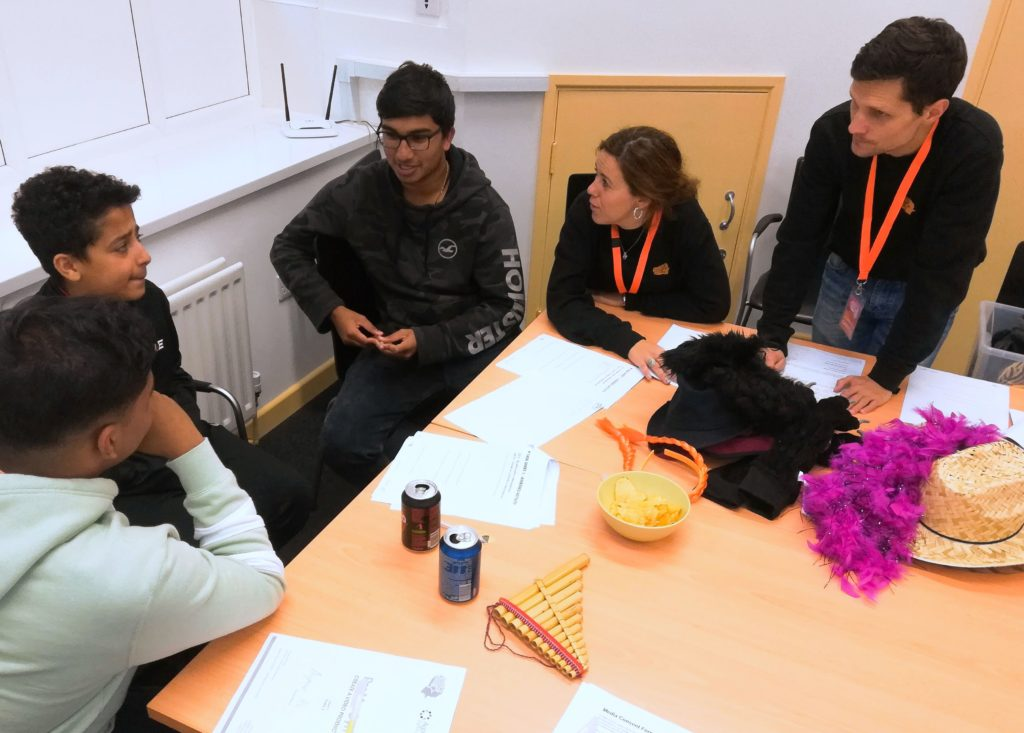 Consultation with young people for Mental Health services Youth Access