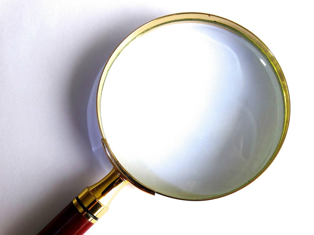 Magnifying glass for Making Content Accessible article