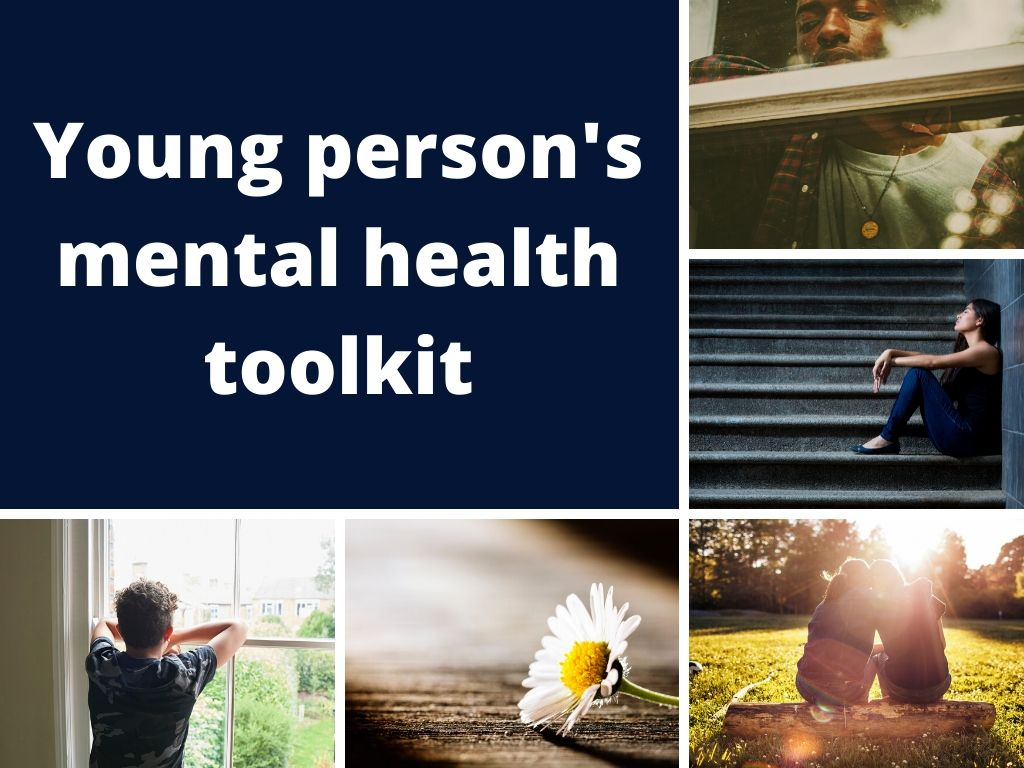 Coer of the mental health toolkit by Welsh Government